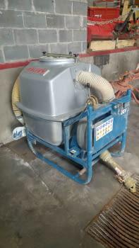 Ensofradora BALVEN de 450 litros, de 2 salidas - 1