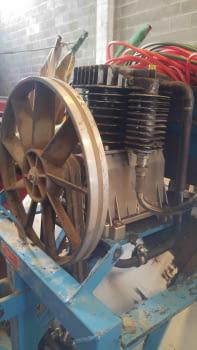 Compresor para la poda TEYME de 600 Litros - 2