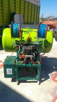 Compresor BARQUE de 600 litros