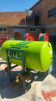 Compresor BARQUE de 600 litros - 1