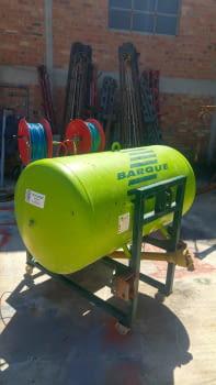 Compresor BARQUE de 600 litros - 2