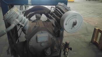 Compresor arrastrado BARGANS de 1000 Litros - 2