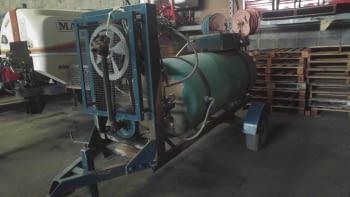 Compresor arrastrado BARGANS de 1000 Litros - 4