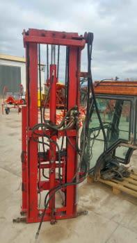 Elevador hidráulico RODA, levanta hasta 2.50m - 1