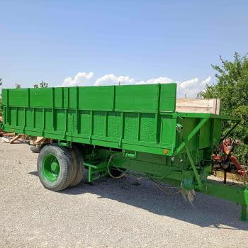 Remolque basculante (caja de camión)