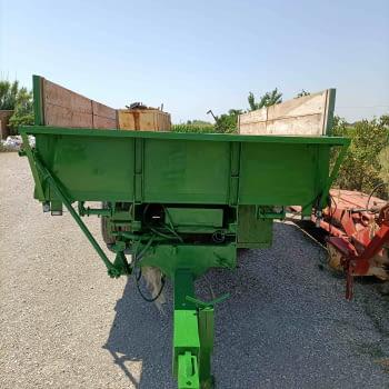 Remolque basculante (caja de camión) - 2