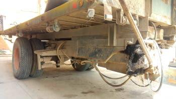 Remolque basculante (caja de camión) - 3
