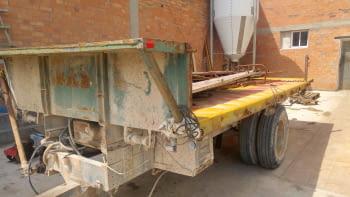 Remolque basculante (caja de camión) - 5