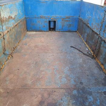 Remolque basculante hidraulico de 5.000 kgs de carga - 5