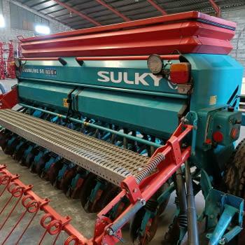 Sembradora de cereales SULKY modelo TRAMLINE SE