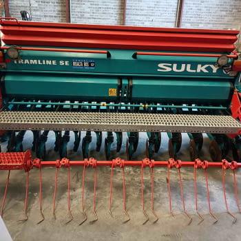 Sembradora de cereales SULKY modelo TRAMLINE SE - 1