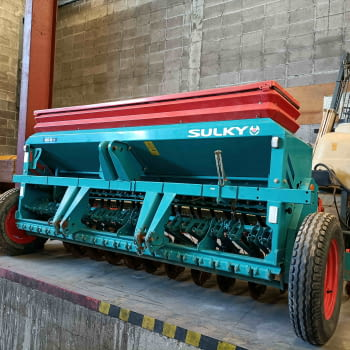 Sembradora de cereales SULKY modelo TRAMLINE SE - 2