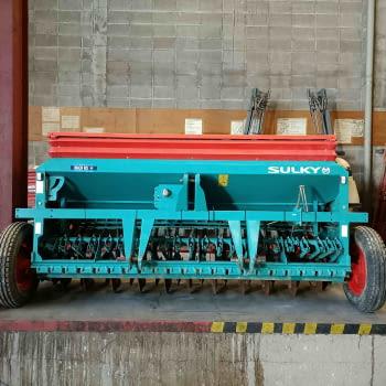 Sembradora de cereales SULKY modelo TRAMLINE SE - 5