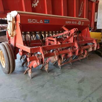 Sembradora directa SOLA modelo SUPER 992 SD a