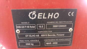 Segadora  acondicionadora ELHO - 4