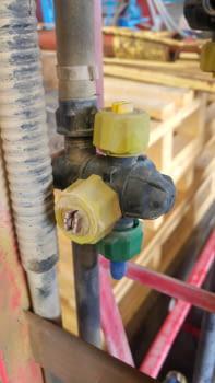 Ensolfatadora AGUIRRE de 1500 litros, barras hidráulicas de 12m. - 5