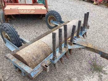 Rodillo de hierro de 2.50m
