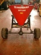 Adobadora HOWARD  SPT-300 **especial Quad**