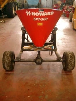 Adobadora HOWARD  SPT-300 **especial Quad** - 1