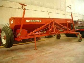 Sembradora de cereales NORDSTEN - 1