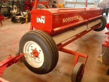 Sembradora de cereales NORDSTEN - 2
