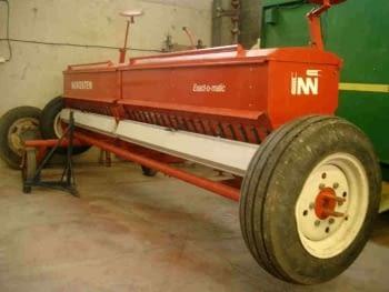 Sembradora de cereales NORDSTEN - 4