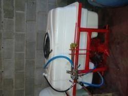 Sulfatadora SANZ  de 600l.