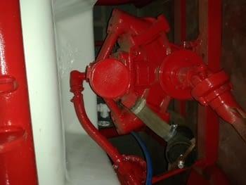 Sulfatadora SANZ  de 600l. - 2