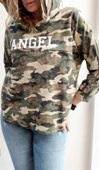 Sudadera Angel