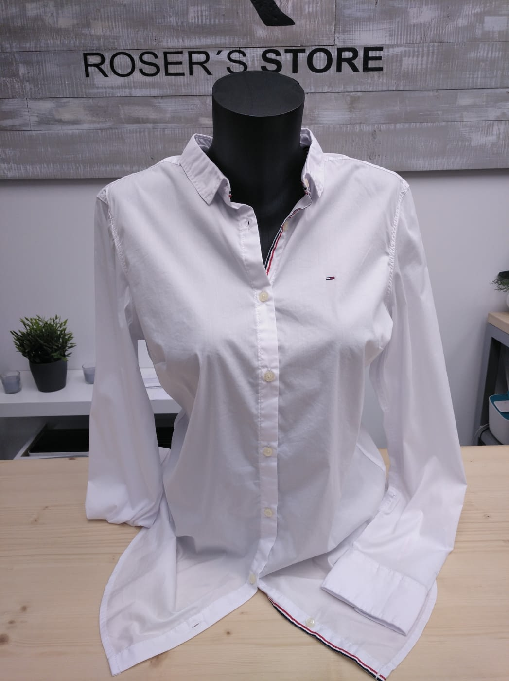 camisa TOMMY -