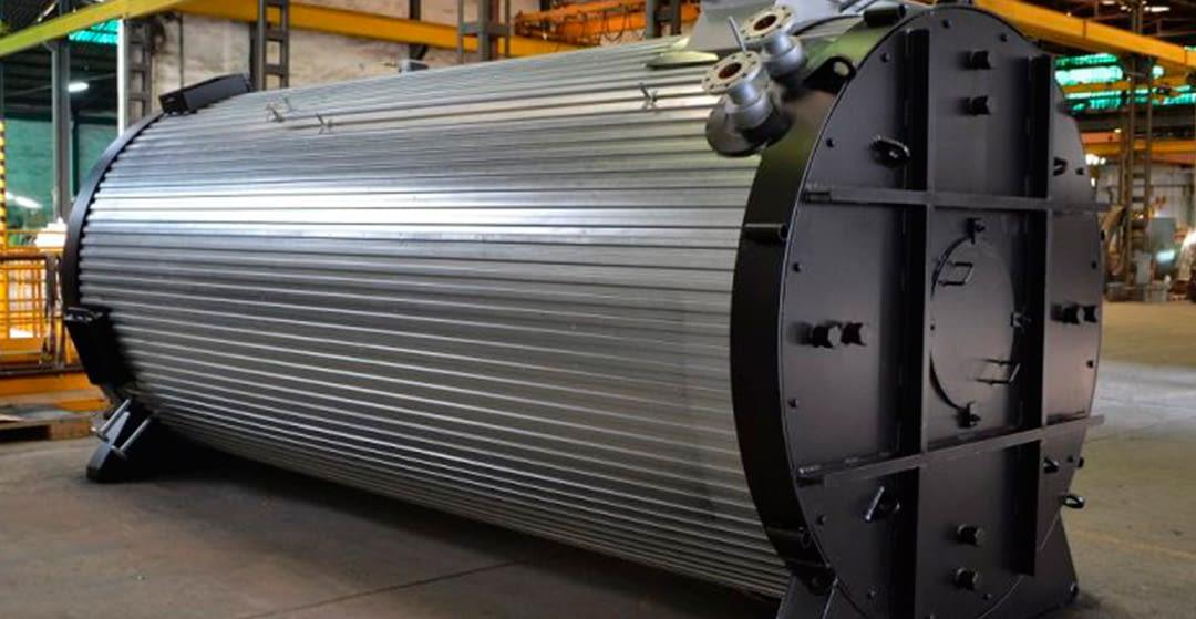 La caldereria industrial, un sector en continu creixement