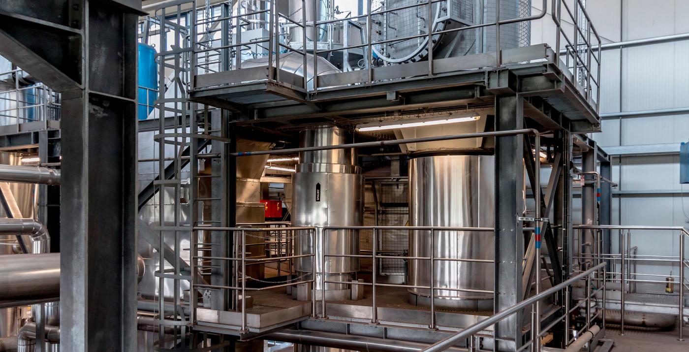 Calderería industrial