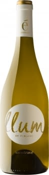 Vi Sanstravé Llum de vi blanc 2018