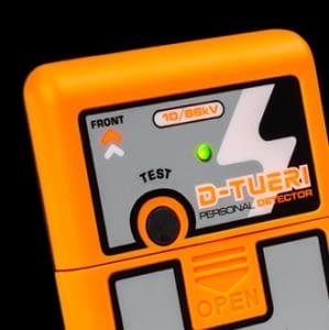 Detector Personal D-Tueri