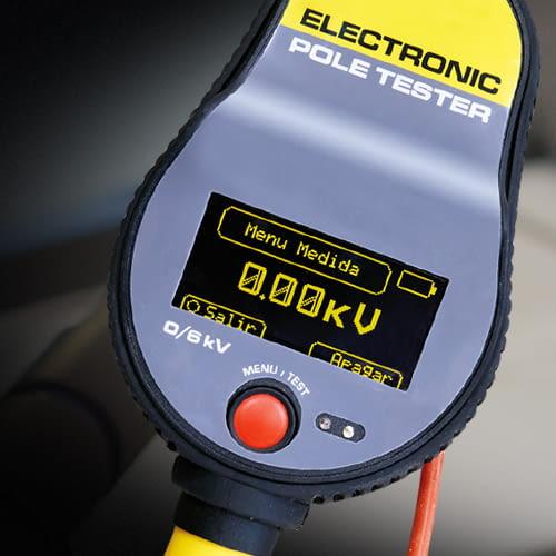 PV0/6 - Perche de voltmètre pour basse et moyenne tension