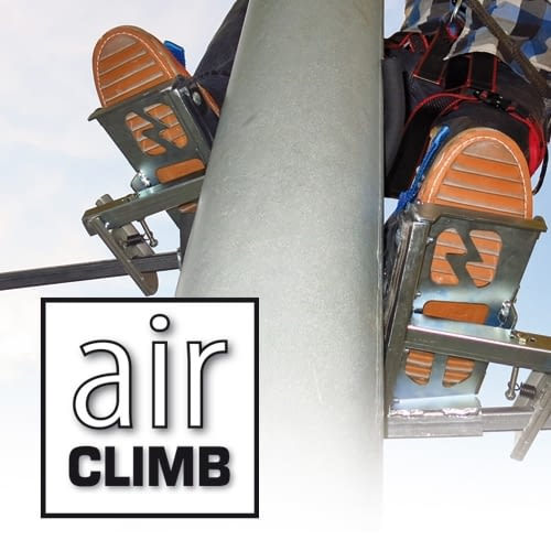 The New and Lightest AIRCLIMB