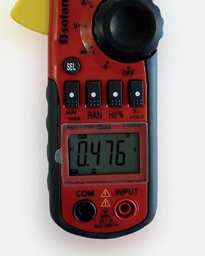Mod. Multimeter CAM - 2