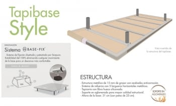 BASE ENTAPISSADA SONPURA STYLE - 1