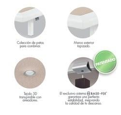 BASE ENTAPISSADA SONPURA ELEGANCE - 1