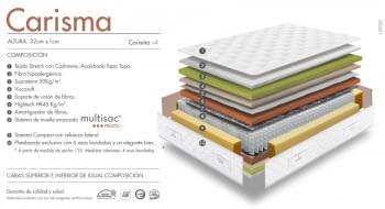 MATALÀS SONPURA CARISMA 1.800 - 3