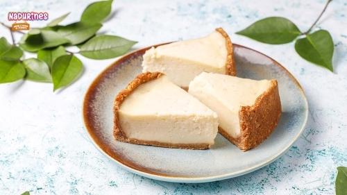 Los Nadurines cocinan pastel de queso, ¿te apetece un trozo?