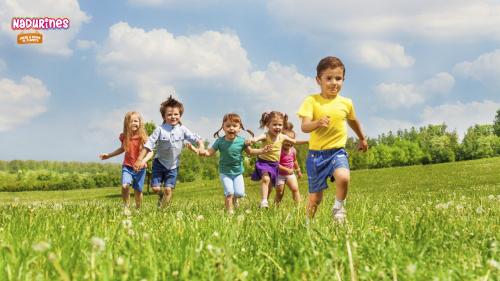 5 actividades para hacer al aire libre con niños