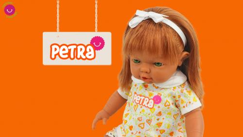 ¡Te presentamos a la muñeca PETRA!