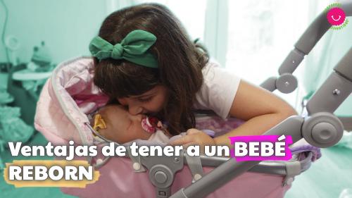 Las ventajas de tener un bebé reborn