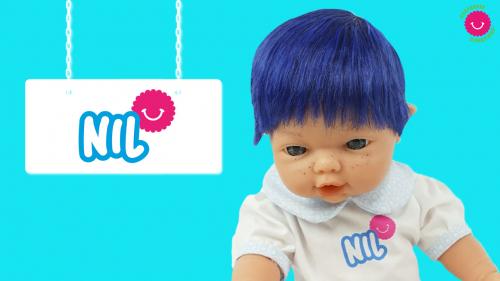 ¡Te presentamos al muñeco NIL!