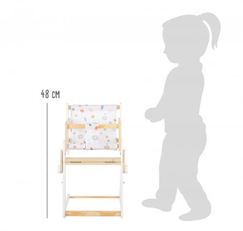 Trona para muñecas Nadurines - 7