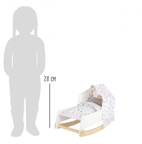 Cuna para muñecas Nadurines - 7