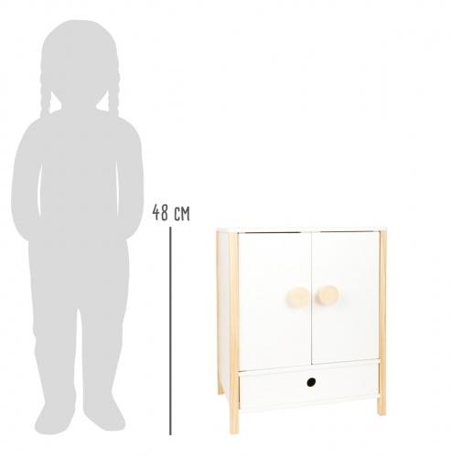 Armario de muñecas Nadurines - 10