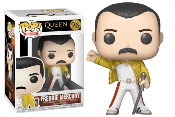 Figura Funko Pop! Freddie Mercury Wembley 1986 - Queen