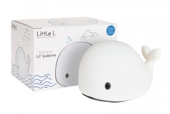 Cute Whale Night Light  - LITTLE L - 1